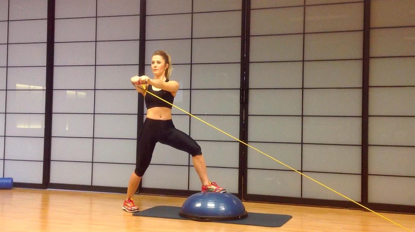 ejercicios de tronco fisioterapia